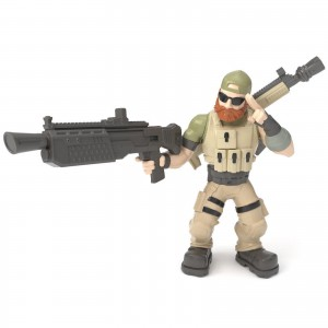 Mini Figura - Sledgehammer - Fortnite: Battle Royale Collection