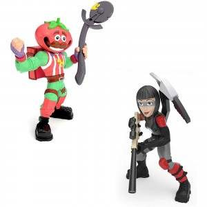 Pack 2 Mini Figuras - Tomato Head & Shadow Ops - Fortnite: Battle Royale Collection