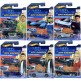 Hot Wheels - Set de 6 Miniaturas - Fast & Furious Spy Racers - GNN29