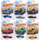 Hot Wheels - Set 6 Miniaturas - Detroit Muscle Cars - GDG44