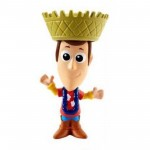 Mini Boneco 3 cm - Woody - Toy Story - DNW42 02980B.B6