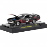 Miniatura - 1:64 - ​​​​​​​​​​​​​​​​​​​​​​​​​​​​​​​​​​​​​​​​​1970 Ford Mustang BOSS 302 - Coca-Cola RC02 - M2 Machines