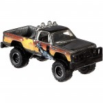 Hot Wheels - 1980 Dodge Macho Power Wagon - Batman - DC Comics - Pop Culture - DJG77