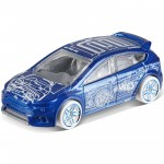 Hot Wheels - Ford Focus RS - FJW72