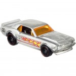 Hot Wheels - 67 Ford Mustang Coupe - Zamac 50 Anos - FRN24
