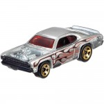 Hot Wheels - Plymouth Duster Thruster - Zamac 50 Anos - FRN30