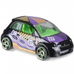 Hot Wheels - Fiat 500 - FRR83