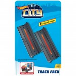 Pista Hot Wheels - 2 Seções Retas - HW City - FXM39