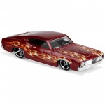 Hot Wheels - '69 Ford Torino Talladega - FYC39