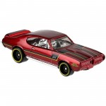 Hot Wheels - '69 Pontiac GTO - Detroit Muscle Cars - FYY11