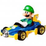 Hot Wheels - Luigi Mach 8 - Mario Kart - GBG27