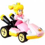 Hot Wheels - Peach Standard Kart - Mario Kart - GBG28