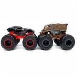Pack com 2 Hot Wheels - 1:64 - Darth Vader vs Chewbacca - Monster Trucks - GBT67