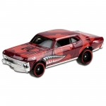 Hot Wheels - '68 Chevy Nova - GHF41