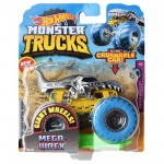 Hot Wheels - 1:64 - Mega Wrex - Monster Trucks - GJD94