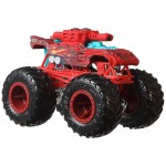 Hot Wheels - 1:64 - Invader - Monster Trucks - GJF10