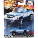 Hot Wheels - '83 Chevy Silverado 4x4 - Boulevard - GJT72
