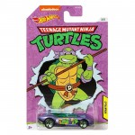Hot Wheels - RRRoadster - Donatello - Tartarugas Ninja - GJV10