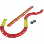 Conjunto de Curvas Premium Pista Hot Wheels - Track & Builder Unlimited - GLC88