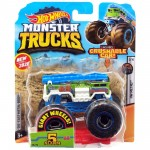 Hot Wheels - 1:64 - 5 Alarm - Monster Trucks - GNN22