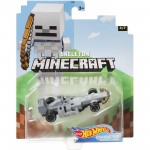 Hot Wheels - Skeleton - Minecraft - Character Cars - GPC04