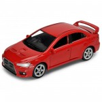 Miniatura - 1:64 - Mitsubishi Lancer Evolution X - California Minis - Welly