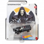 Hot Wheels - Reaper - Overwatch - Character Cars - GJJ27
