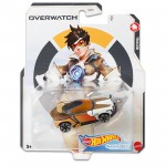 Hot Wheels - Tracer - Overwatch - Character Cars - GJJ28