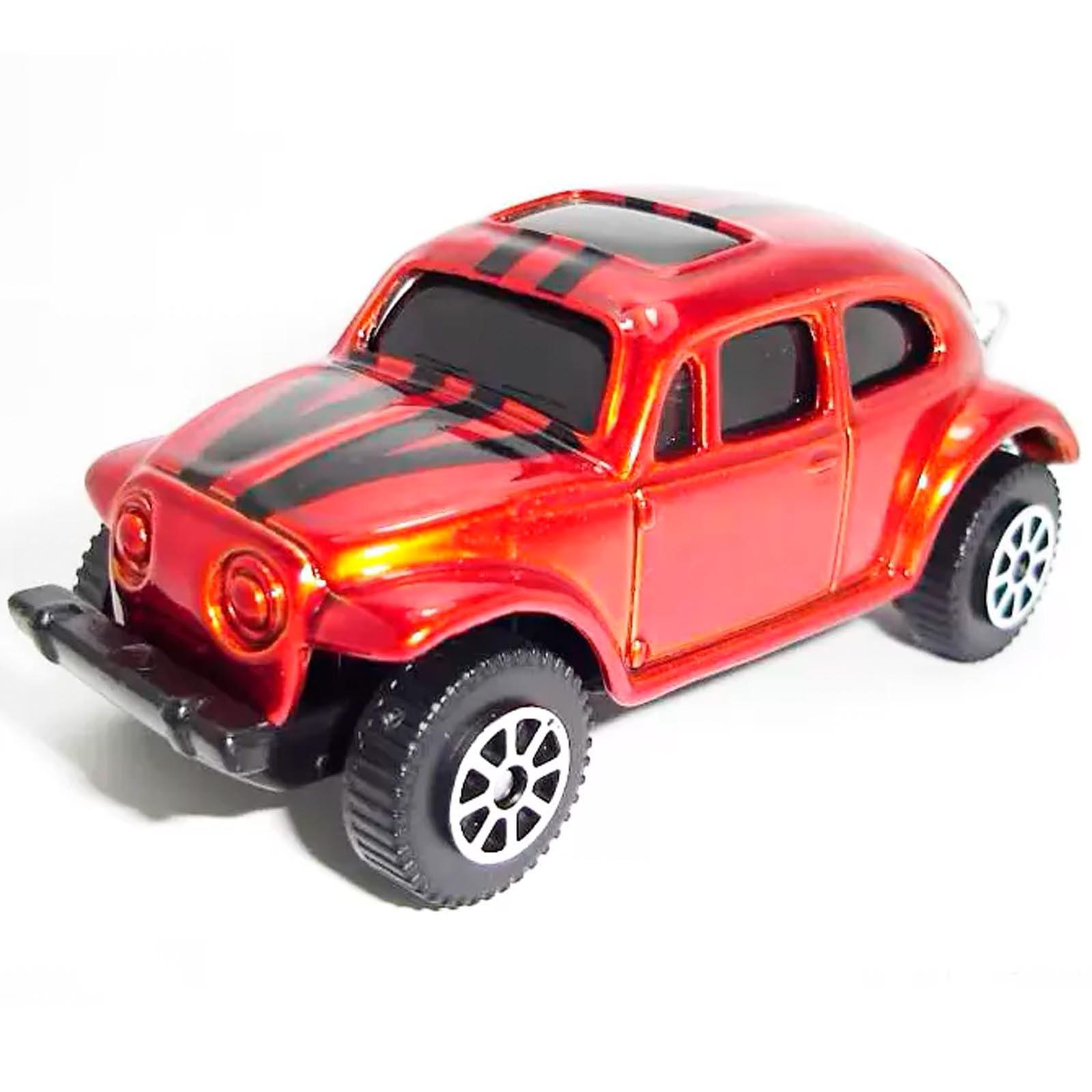 Miniatura - 1:64 - Volkswagen Beetle / Fusca Off Road - FreshMetal - Maisto