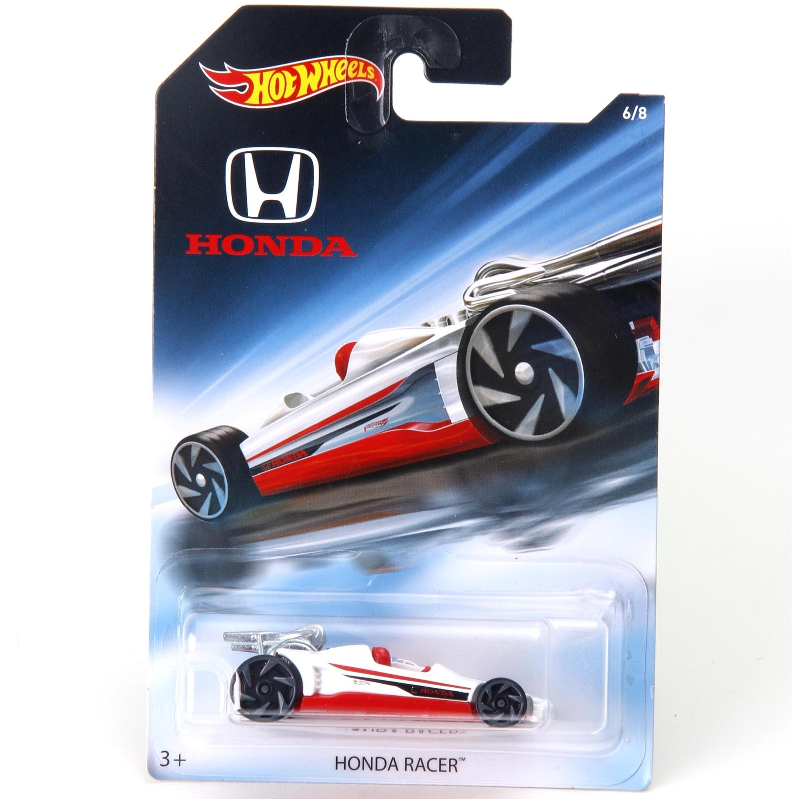 Hot Wheels - Honda Racer™ - Honda 70 Anos - FKD28