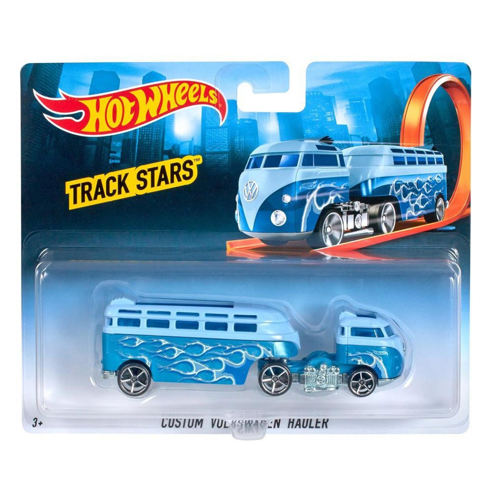Hot Wheels - Caminhão Custom Volkswagen Hauler - CGJ45