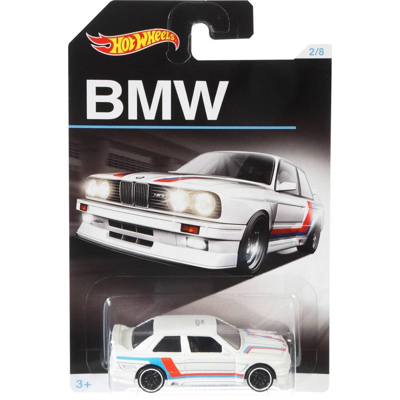 Hot Wheels - BMW 1992 M3 - DJM81