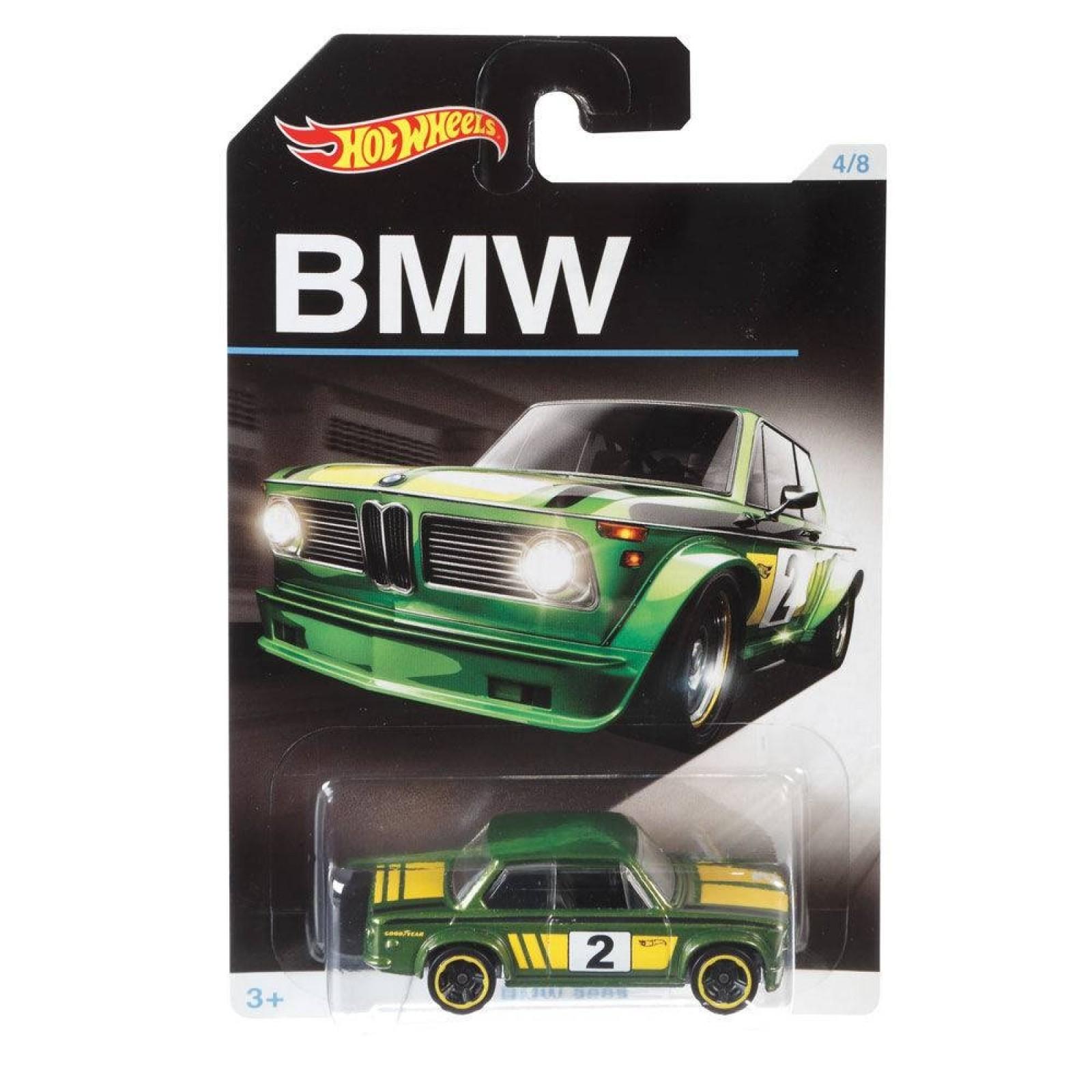 Hot Wheels - BMW 2002 - DJM83