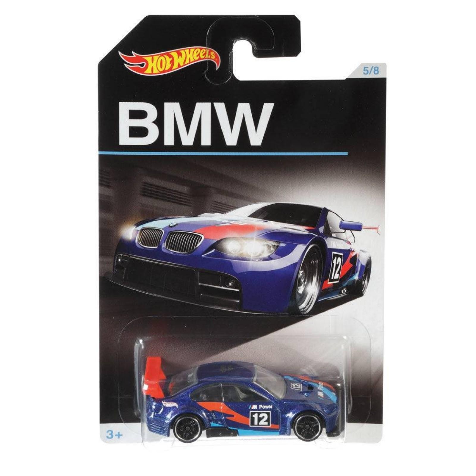 Hot Wheels - BMW M3 GT2 - DJM84