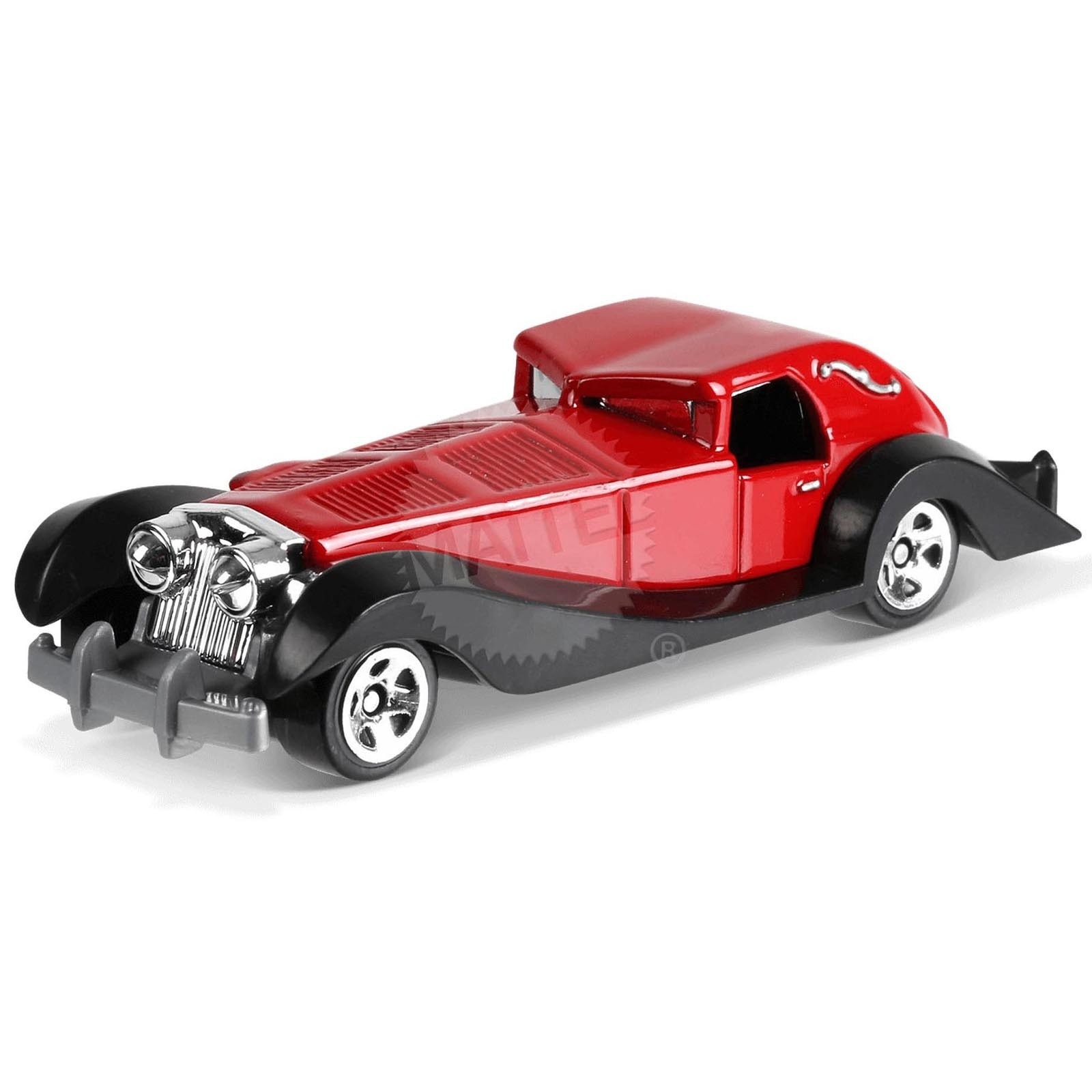 Hot Wheels - Cruella de Vil - 101 Dálmatas - FJW04