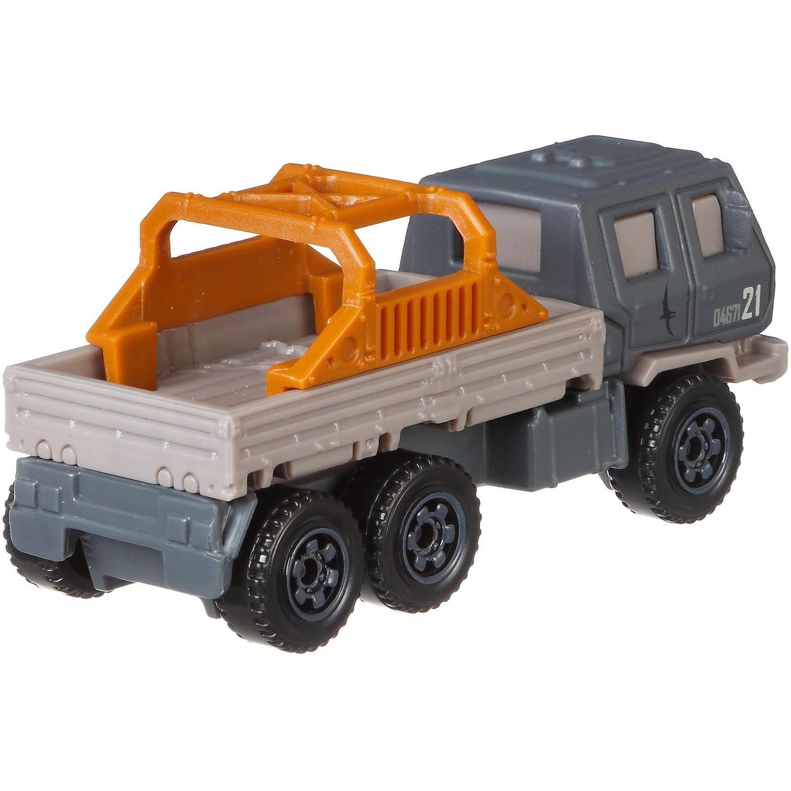 Matchbox - Off - Road Rescue Rig - Jurassic World - FMX05