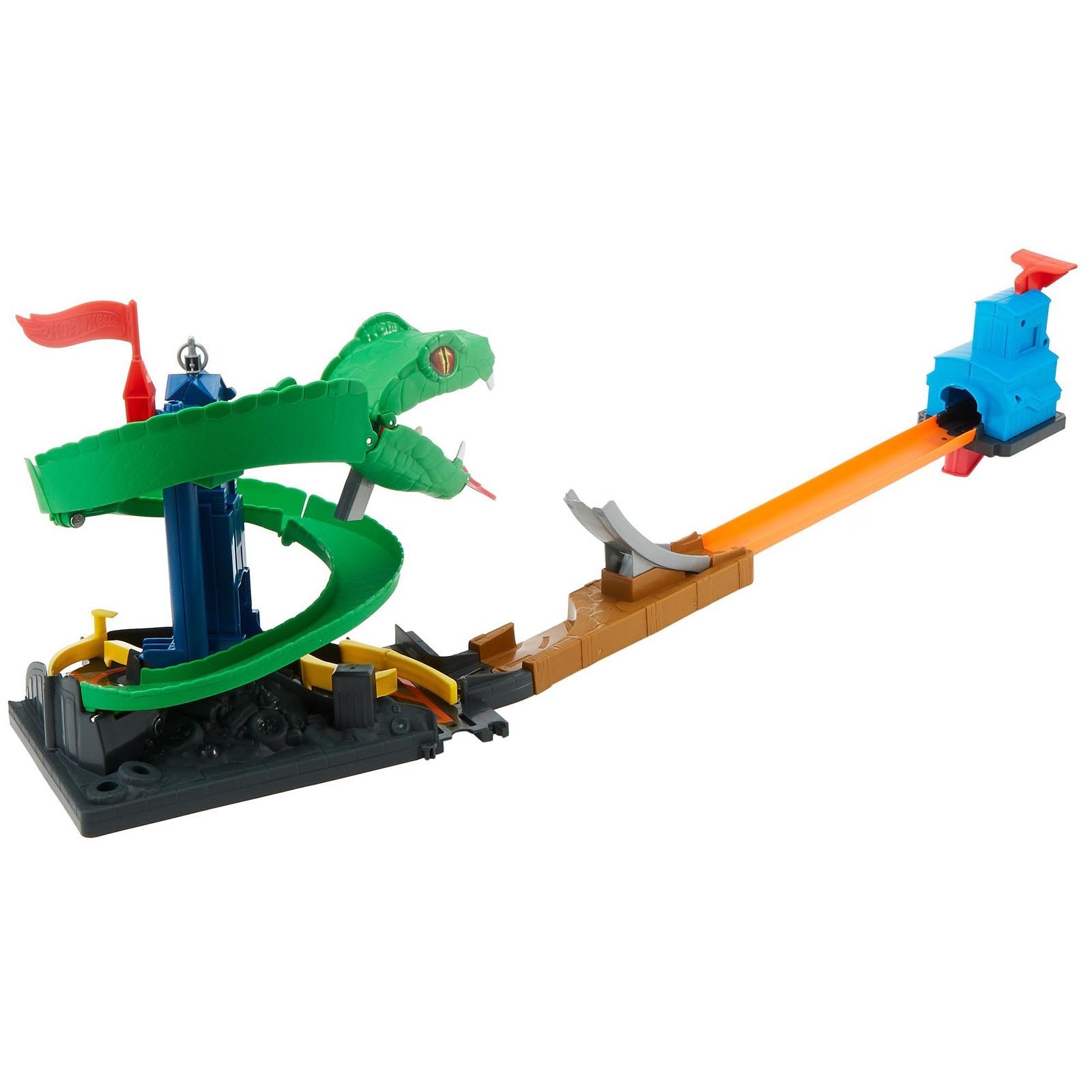 Pista Hot Wheels - Ataque de Cobra - City - FNB20