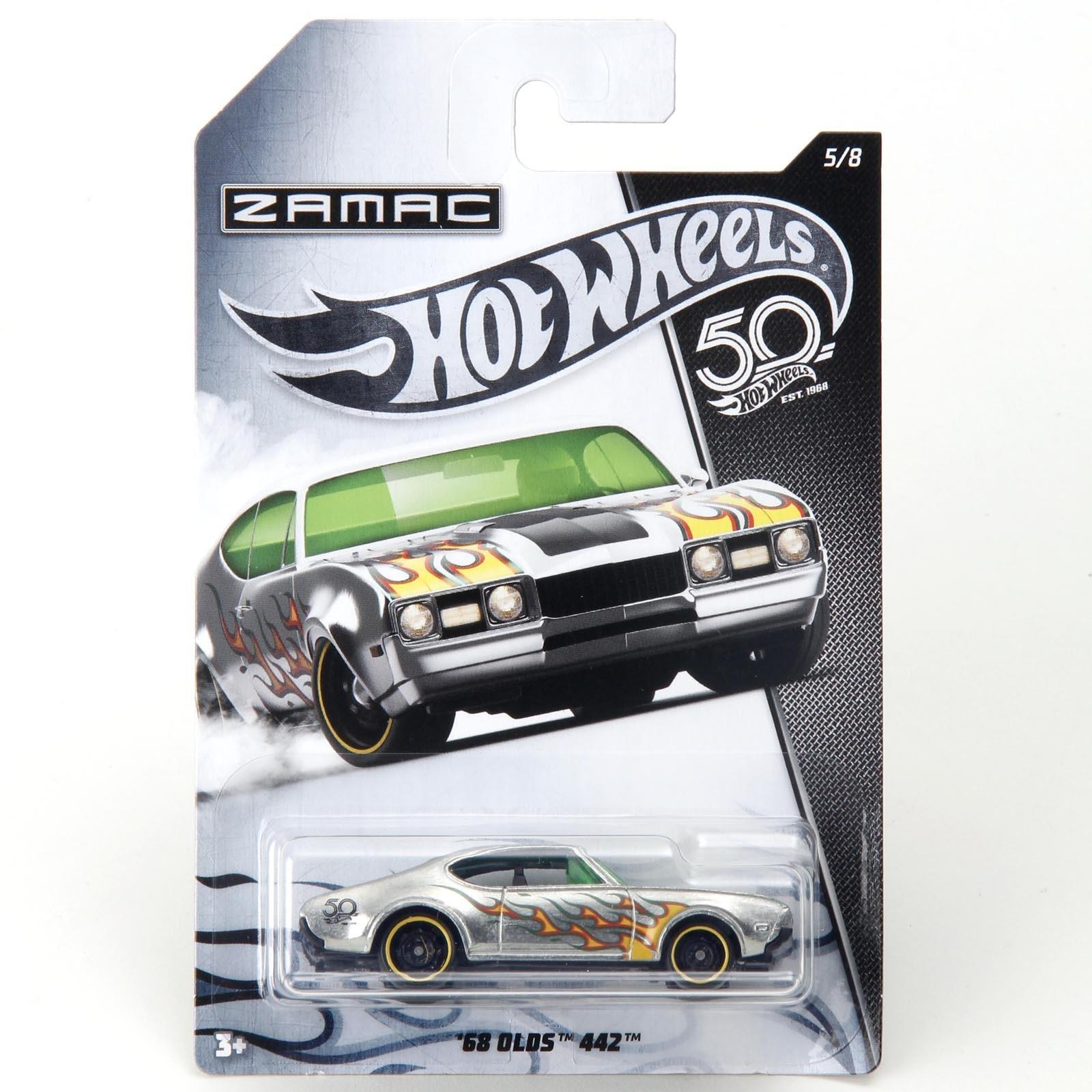 Hot Wheels - 68 Olds 442 - Zamac 50 Anos - FRN28