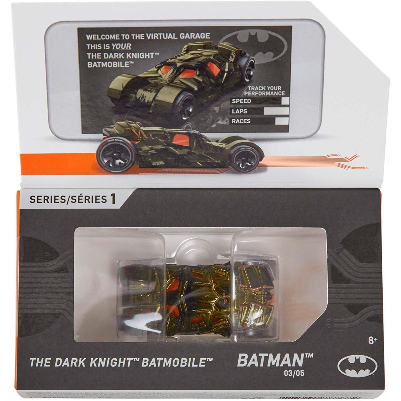 Hot Wheels ID - The Dark Knight Batmobile - FXB26