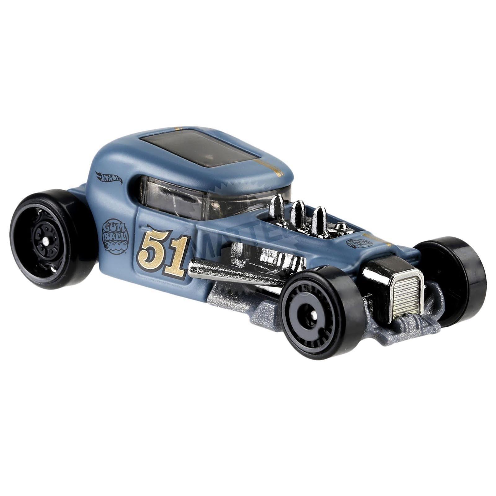 Hot Wheels - Mod Rod - Gumball 3000 Rally - FYB61