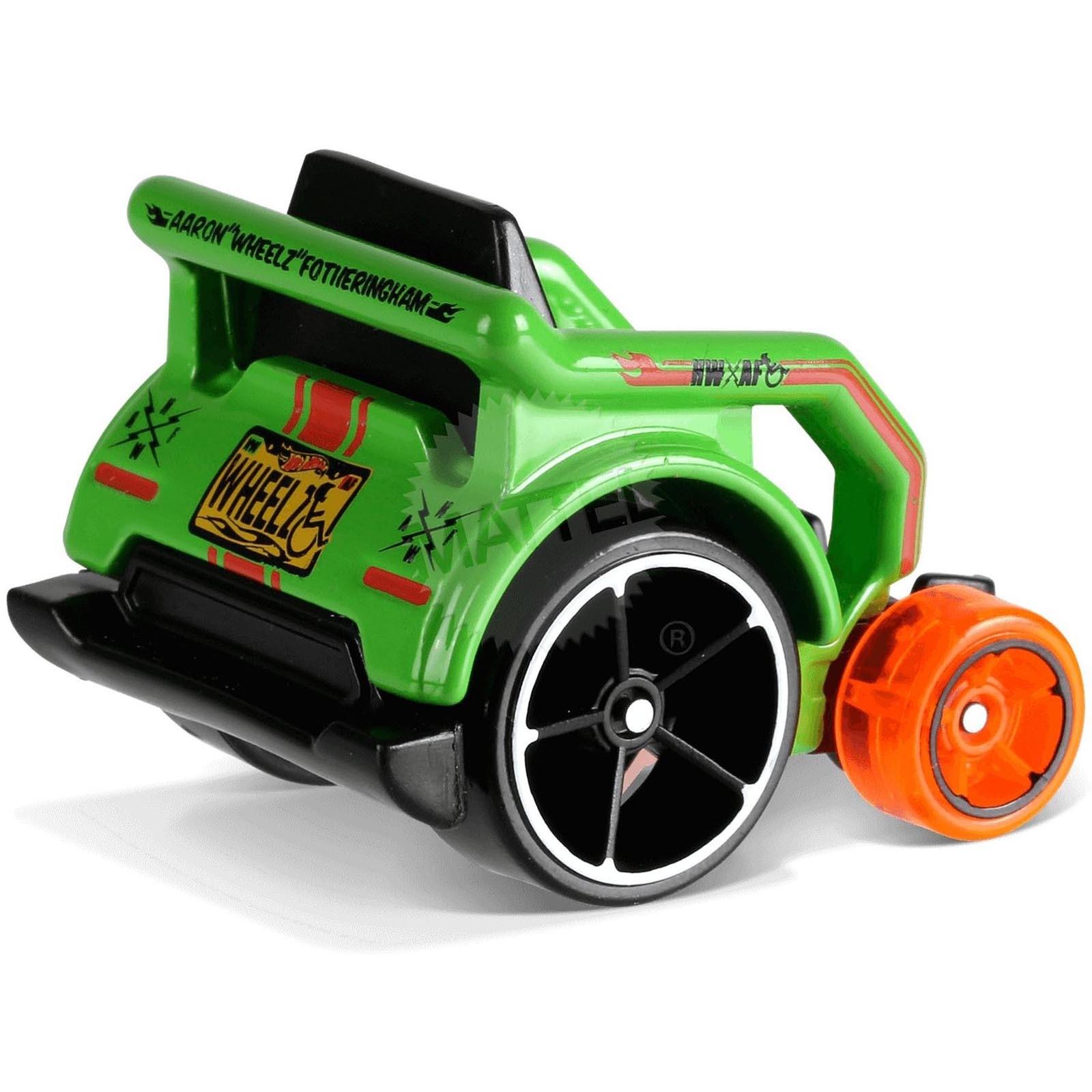 "Hot Wheels - Wheelie Chair - Aaron ""Wheelz"" Fotheringham - FYB64"