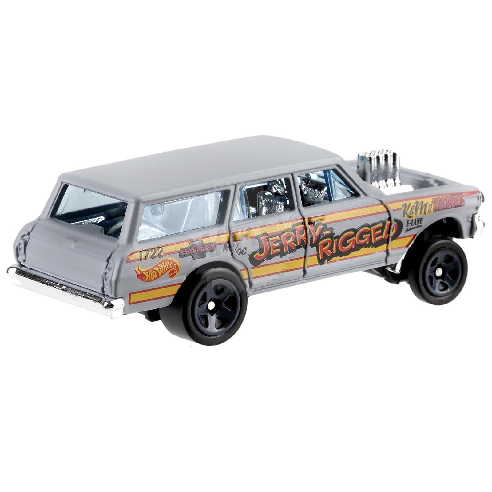 Hot Wheels - '64 Nova Wagon Gasser - FYD77