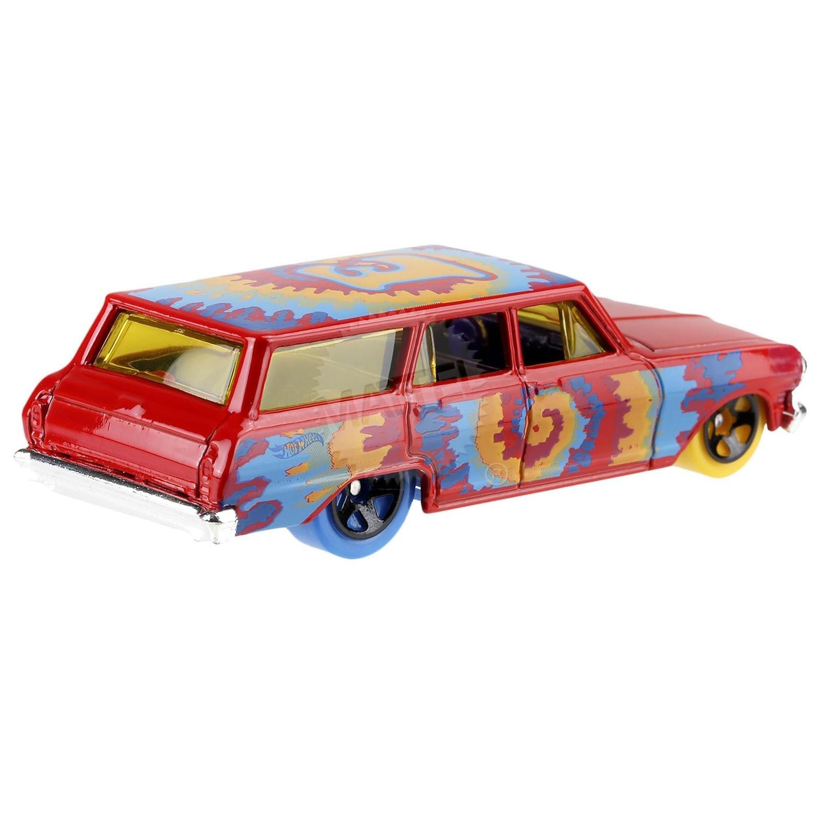 Hot Wheels - '64 Chevy Nova Wagon - FYF21