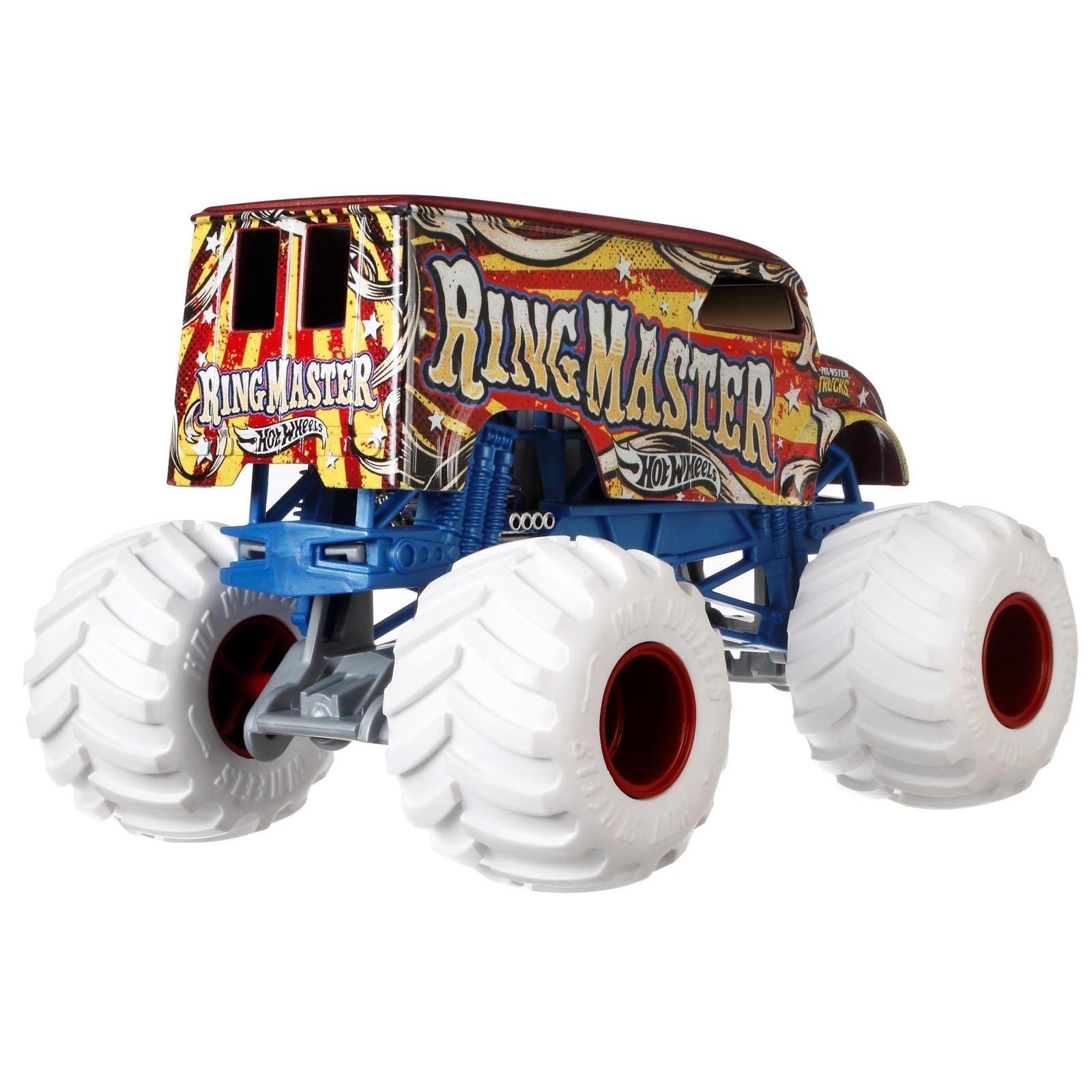 Hot Wheels - 1:24 - Ring Master - Monster Trucks - GCX16