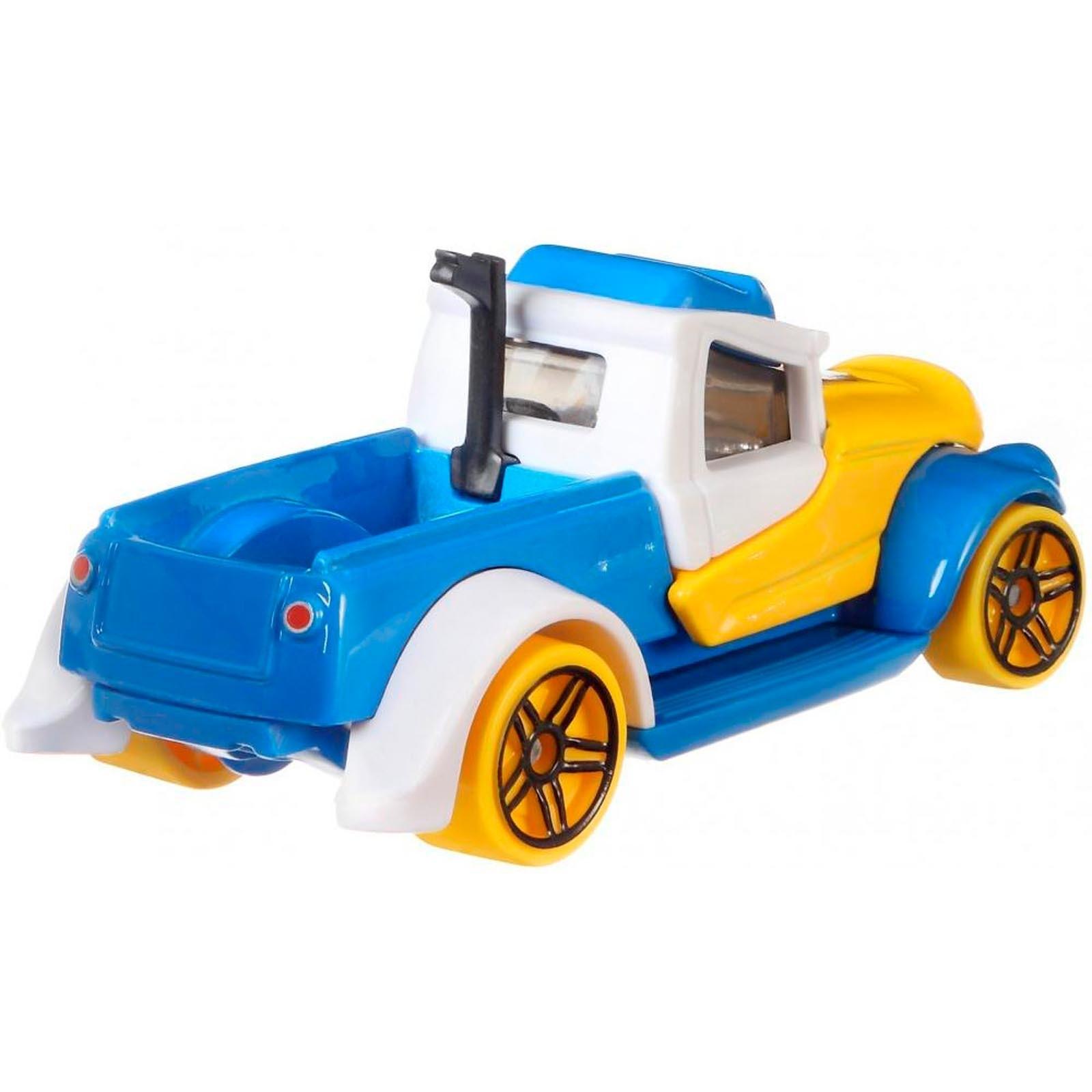 Hot Wheels - Pato Donald - Disney - Character Cars - FYV94