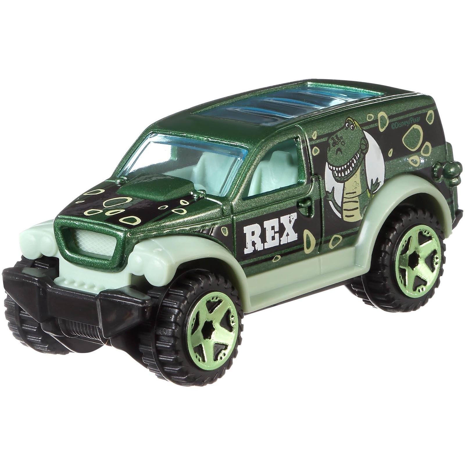 Hot Wheels - Power Panel - Rex - Toy Story - GBB25