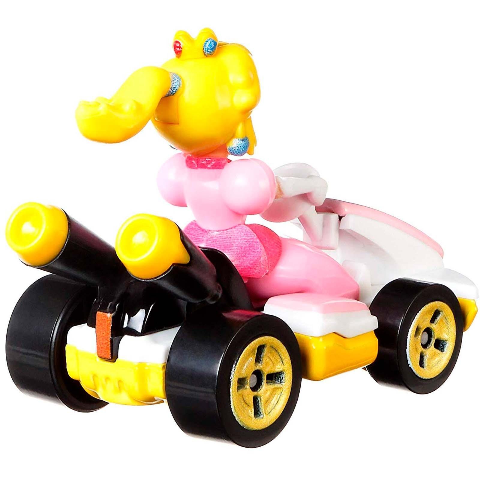 Hot Wheels - Peach Standard Kart - Mario Kart - GBG28