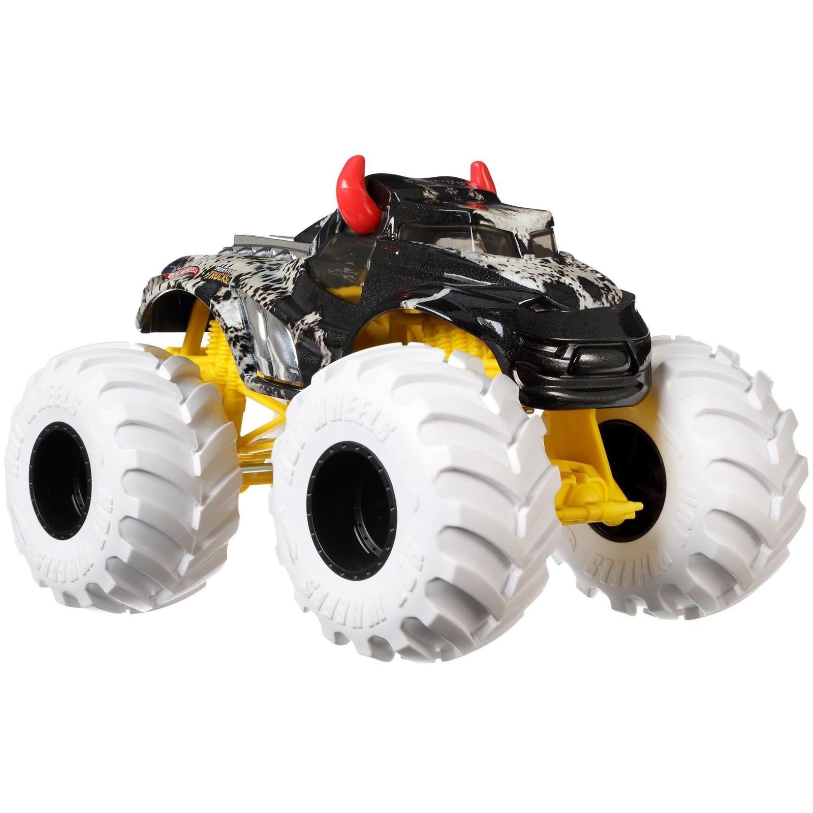 Hot Wheels - 1:24 - Steer Clear - Monster Trucks - GBV28