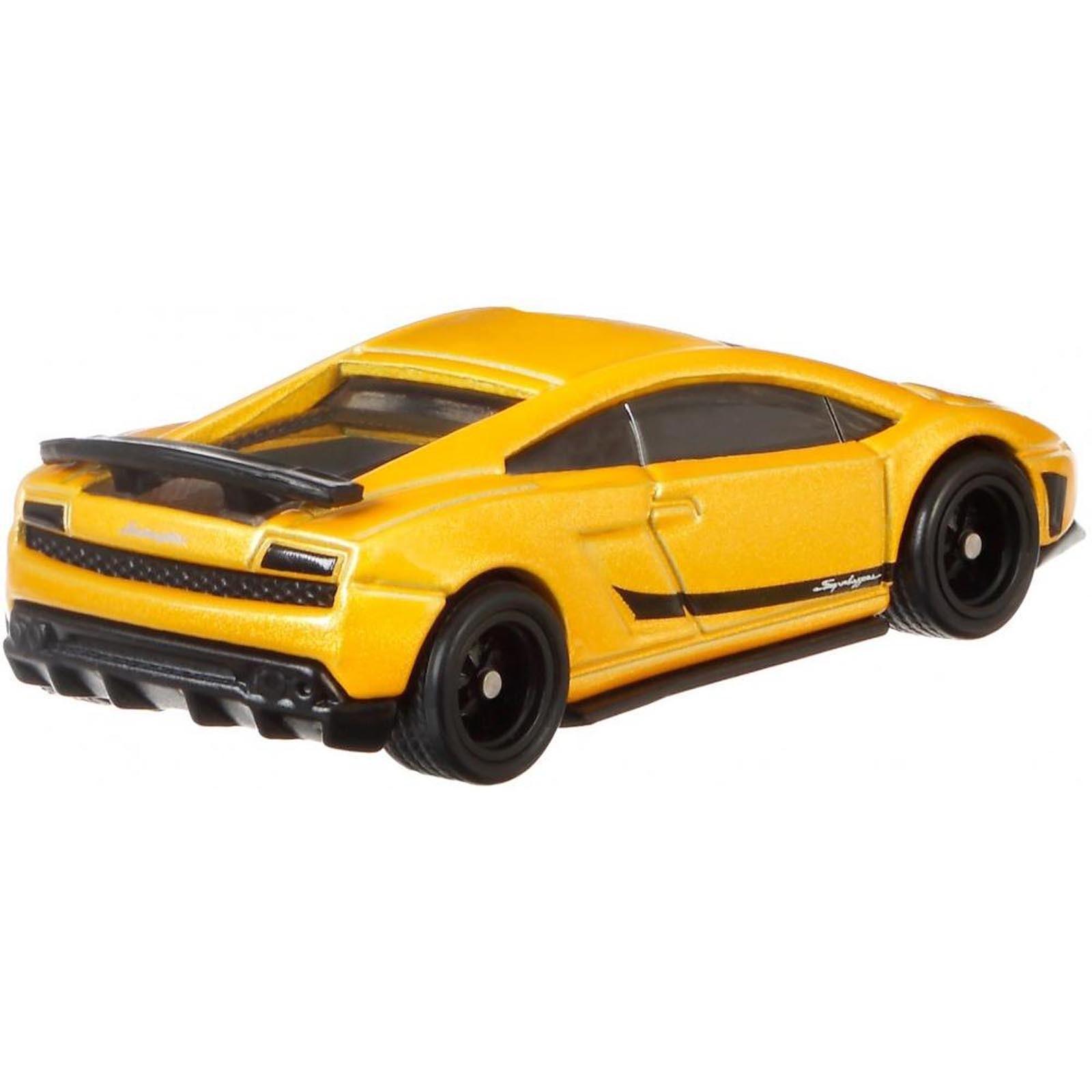 Hot Wheels - Set de 5 Miniaturas - Velozes e Furiosos - Lote A - GBW75