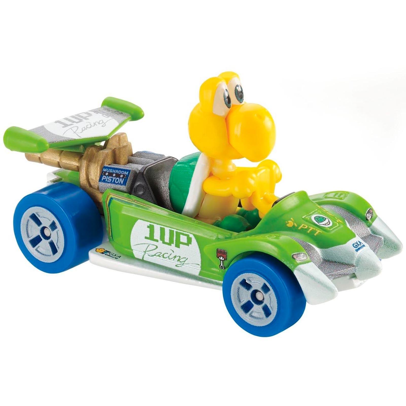 Hot Wheels - Koopa Troopa Circuit Special - Mario Kart - GGV85